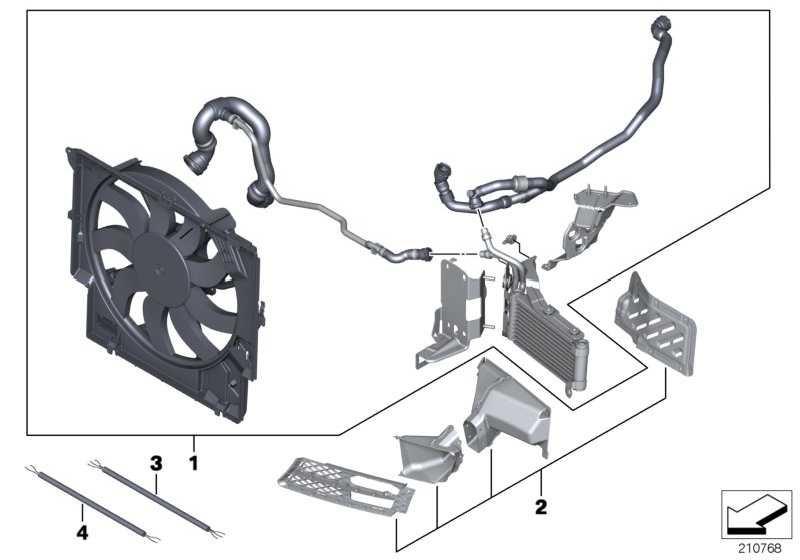 Power Kit mit FSC BMW PERFORMANCE 1er 3er  (11122184495)