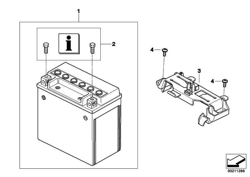 Batterie AGM   (61218520153)