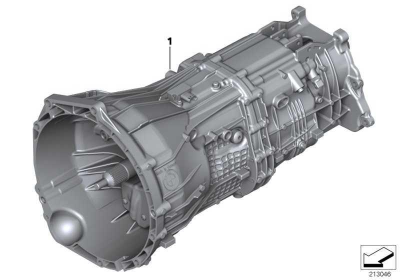 Austausch 6 Gang Getriebe GS6X45DZ - TH6J 1er 3er 4er X1  (23007635768)