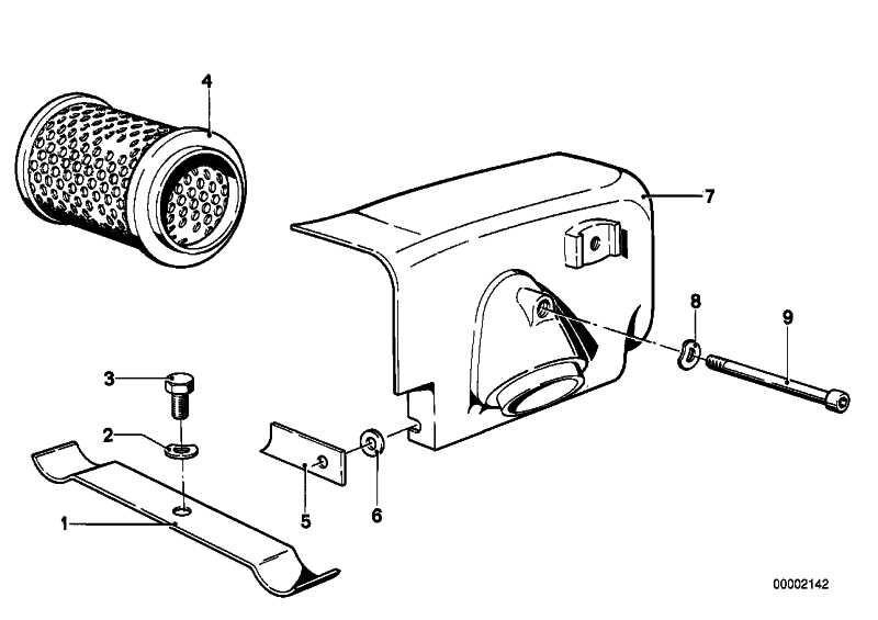 Schraube M6X178          5er  (61211459734)