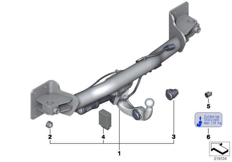 Reparatursatz Steckdose BOSAL X5 X6  (71606875017)