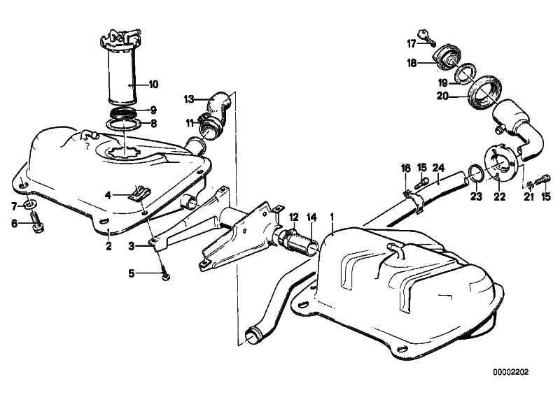 Tauchrohrgeber für Metalltank  3er  (16121114255)