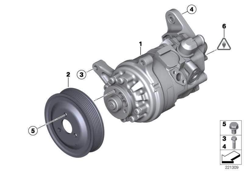 Tandempumpe LFR640 EVV X6 X5  (32416793287)