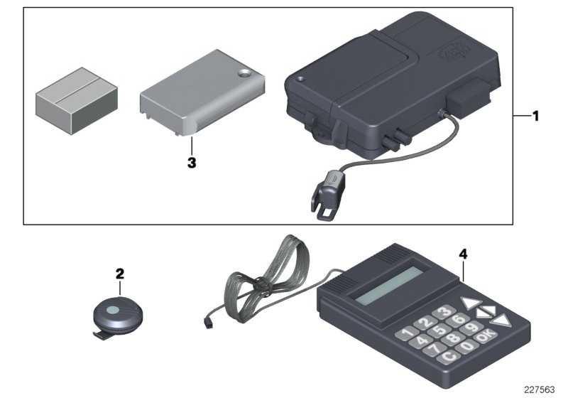 Steuergerät ECE, GEN. 2.1   1er 3er 5er 6er 7er X1 X3 X5 X6 Z4 MINI  (84102150912)