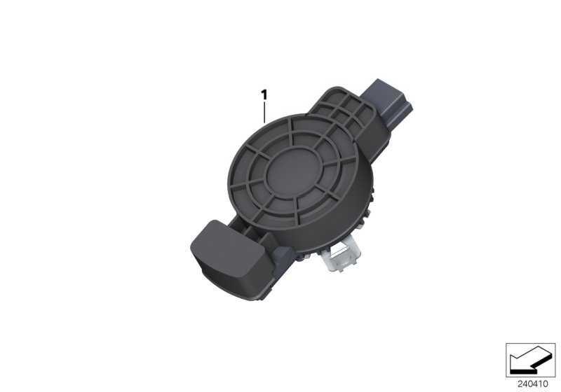 Sensor Regen/Licht/Solar/Beschlag  5er 6er 7er X3  (61359271879)