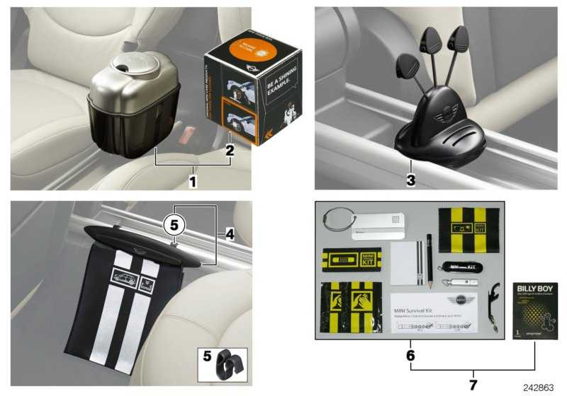 Survival kit  MINI  (51162208971)