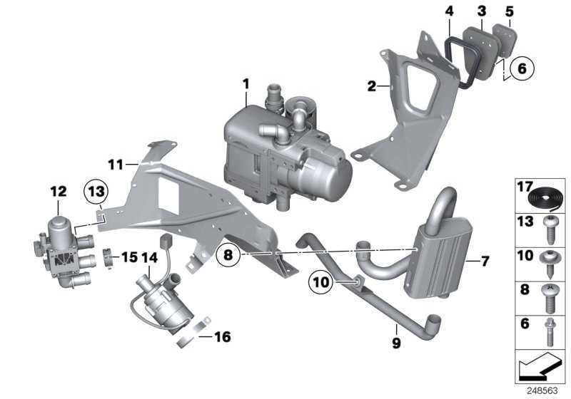 Standheizgerät Diesel  5er 6er 7er  (64129257006)