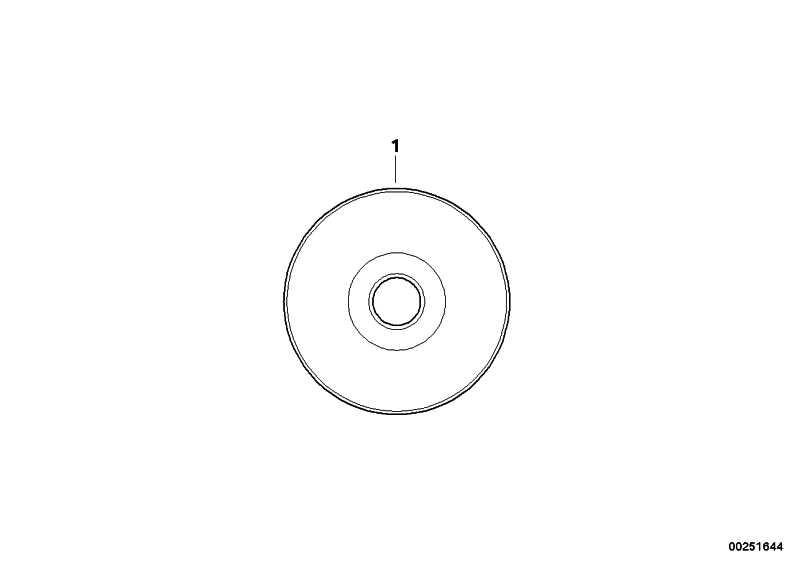 DVD Repair Manuals S Models K4x MULTILANGUAGE  (01598569004)