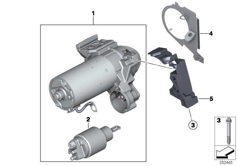 Sechsrundschraube BM8X60 1er 3er 5er X3 7er X1 X6 X5 6er 4er 2er X4  (07129907896)