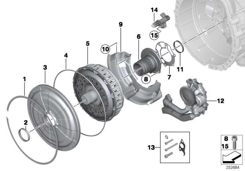 Doppelkupplung  1er 3er 5er 6er Z4  (28407842841)