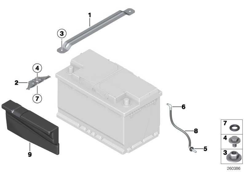 Entgasungsschlauch Batterie  1er 3er  (61217601940)