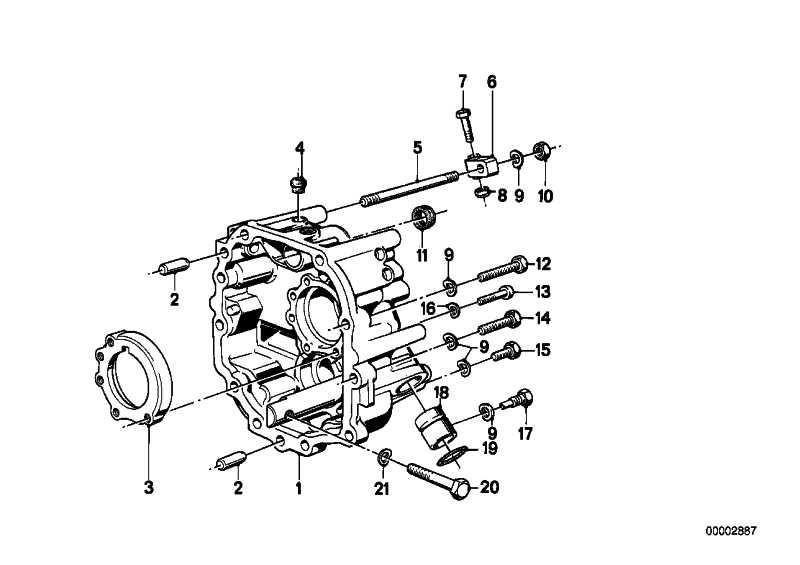 Verschlusshülse für Tachoantrieb 25MM            5er 7er 6er 3er BMW  (23211207043)