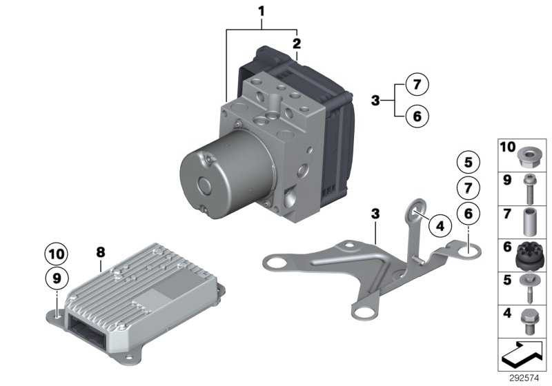 Hydroaggregat DXC  5er 6er  (34516852825)