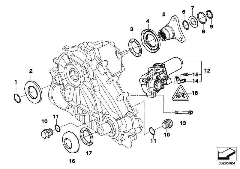 Stellmotor  X3 X5  (27107566296)