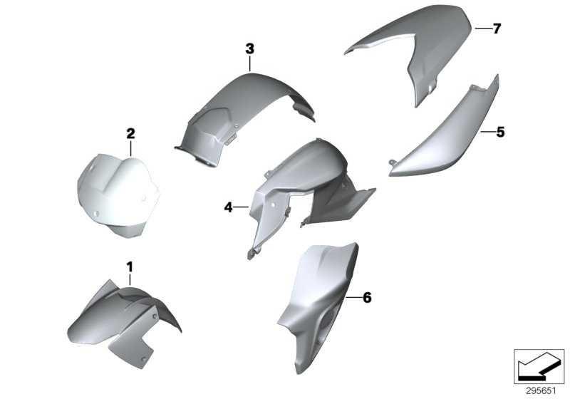 Windschild Sport SAKHIR-ORANGE K73  (46638545957)