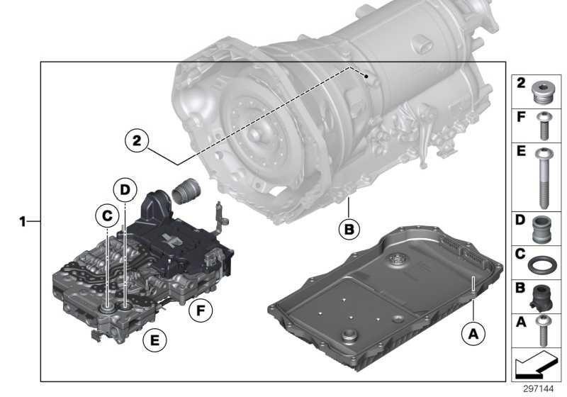 Reparatursatz Mechatronik  X5 X6  (24347647862)