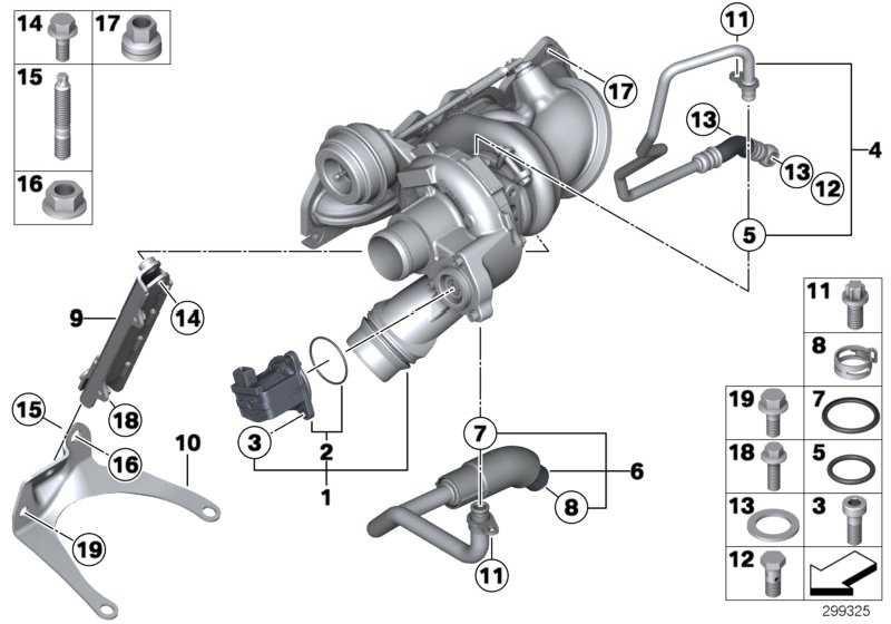 Austausch Turbolader  1er 3er  (11627645759)
