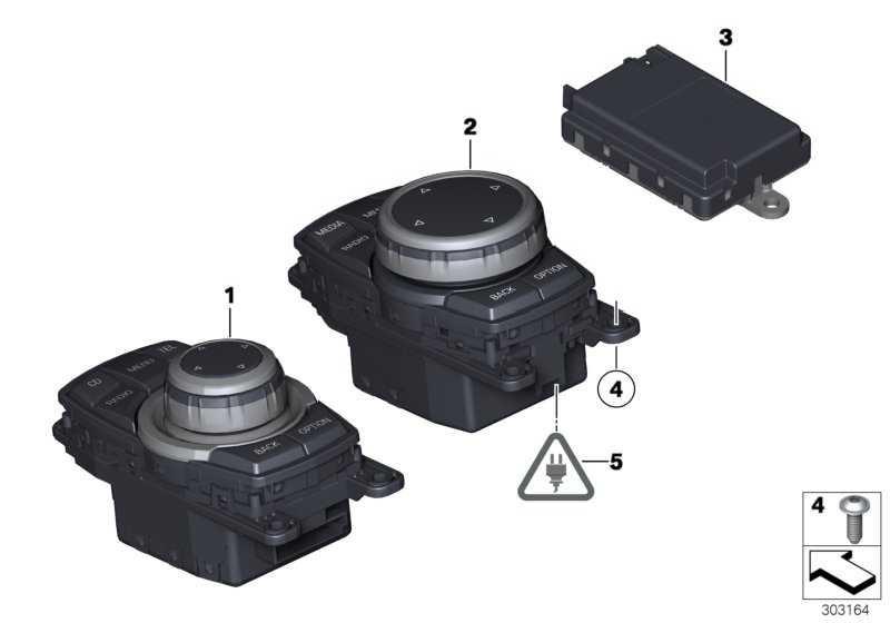 Controller  1er 2er 3er 4er 5er 7er X3 X4  (65829286699)