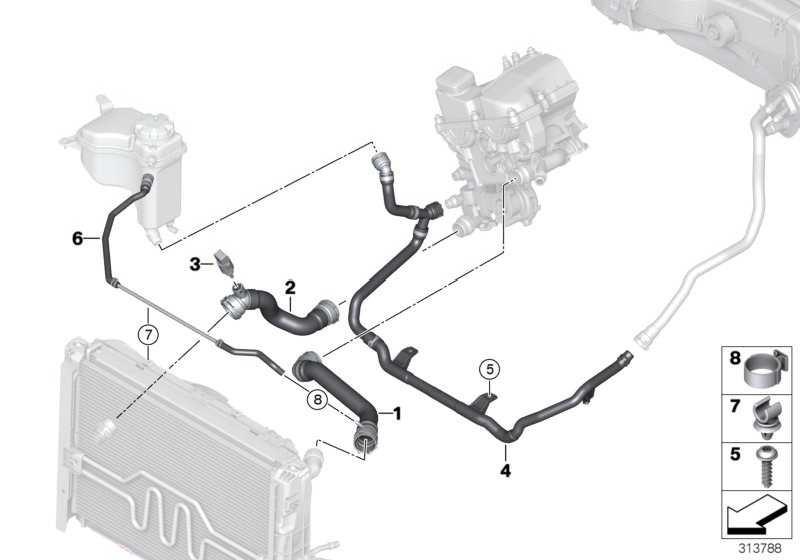 Schraube selbstschneidend M6X23           1er X3  (17127527911)