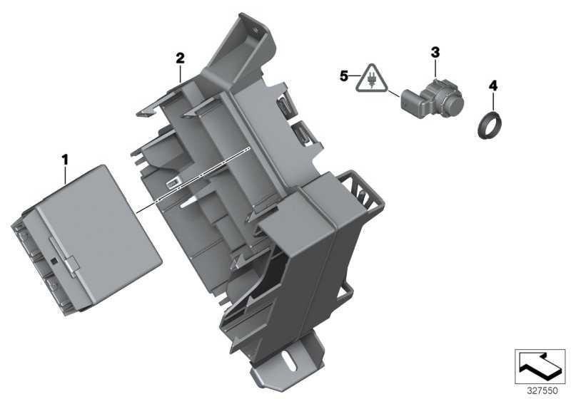 Modulhalter  3er 4er  (66336854515)