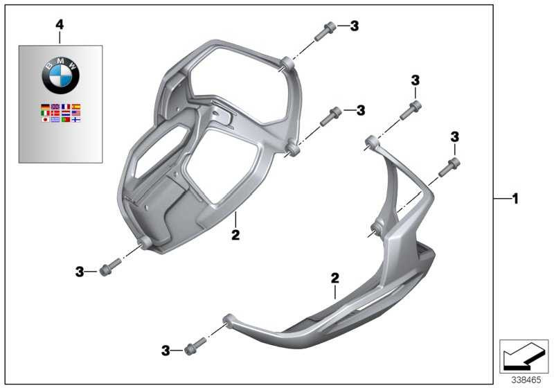 Einbauanleitung Zylinderkopfhaubenschutz   (01297719408)