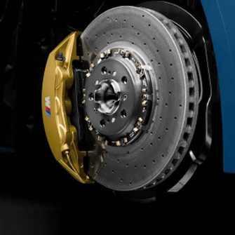 BMW M Carbon-Keramik Bremse Nachrüstsatz M3 F80 M4 F82 F83