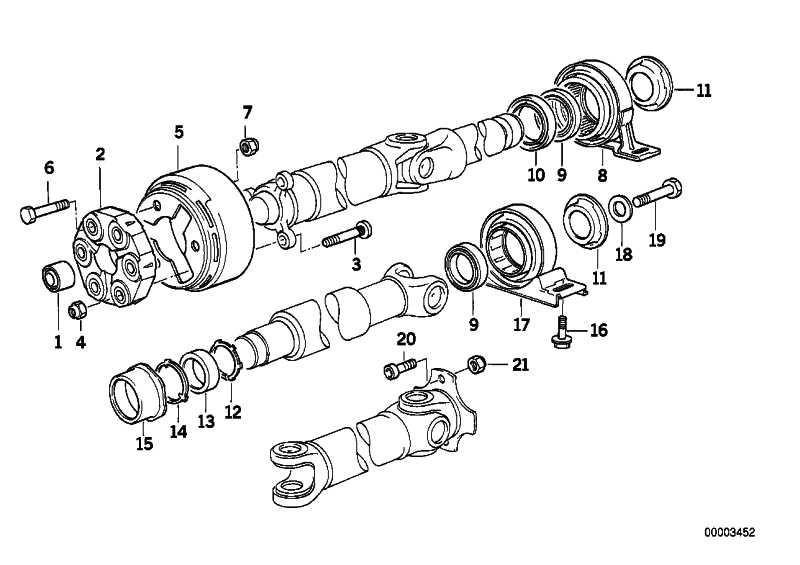 Raendelschraube M12X1,5X60      3er 5er  (26111226730)