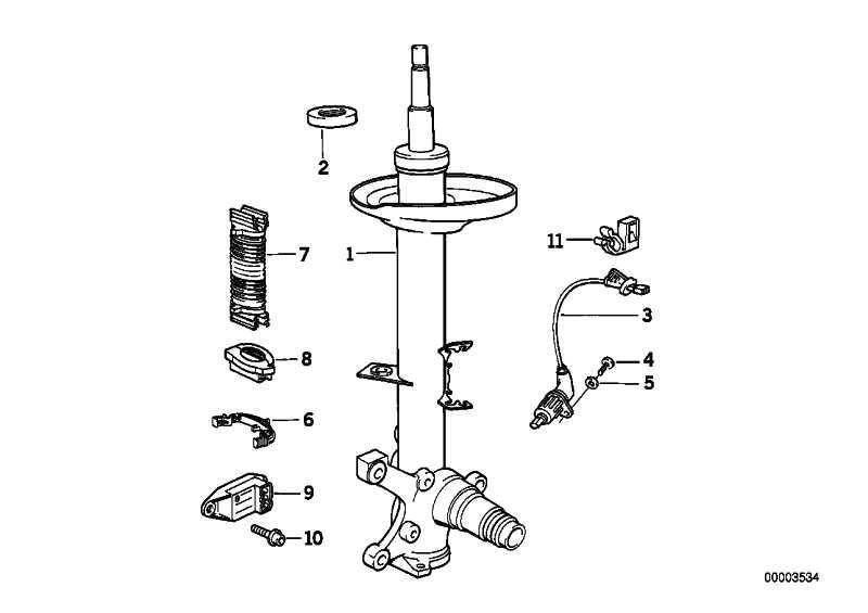 Impulsgeber ABS VDO             8er  (34521181911)