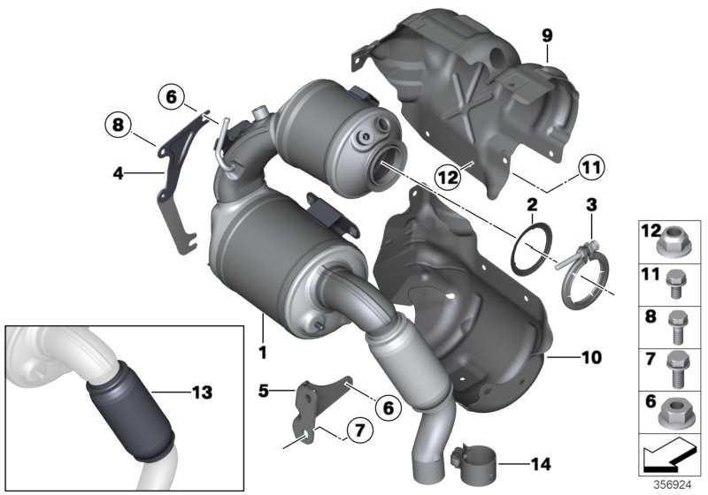 Austausch Dieselpartikelfilter  MINI  (18308509061)