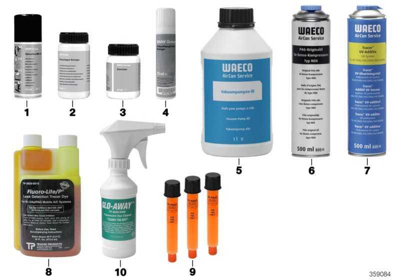 Pollenfiltergehäuse-Reiniger 75ML  (83192180509)