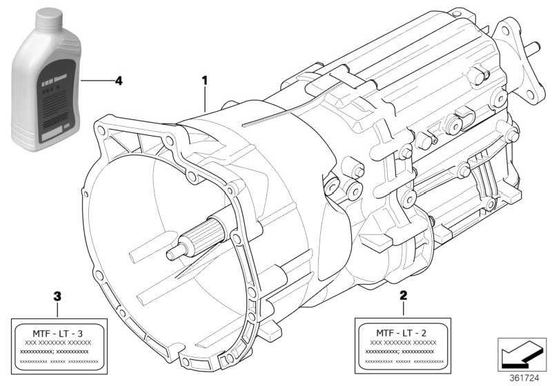 Austausch 6 Gang Getriebe GS6-53BZ - TJGK 1er Z4  (23007581860)