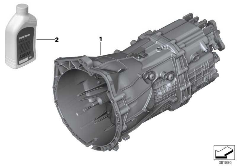 Schaltgetriebeöl MTF-LT-5 1000ML 1er 2er 3er 4er 5er X1 X3  (83222156969)
