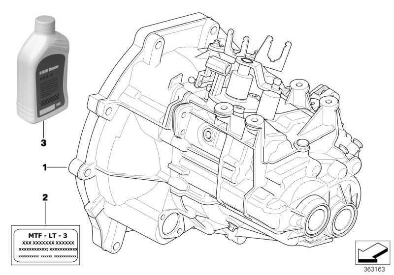 Schaltgetriebeöl MTF-LT-4 1000ML          MINI  (83222339223)