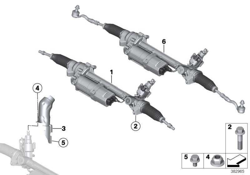 Austausch Lenkgetriebe elektrisch SPORTLENKUNG X3  (32106861828)