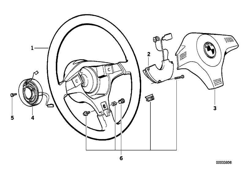 Prallplatte Airbag AIRBAG-2        3er 5er 7er 8er  (32341161008)