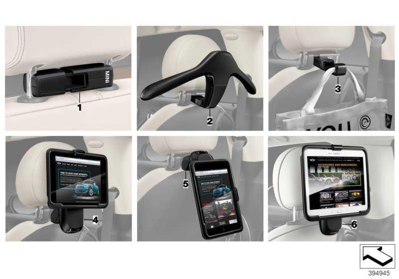 Halter Apple iPad FÜR IPAD AIR 1 MINI  (51952359143)