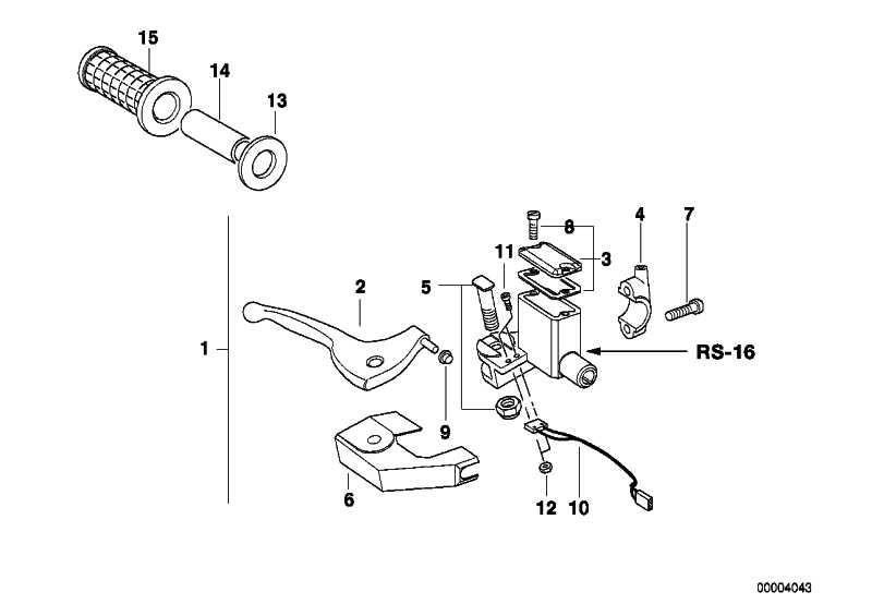 Zylinderschraube M2X12            (61312345554)