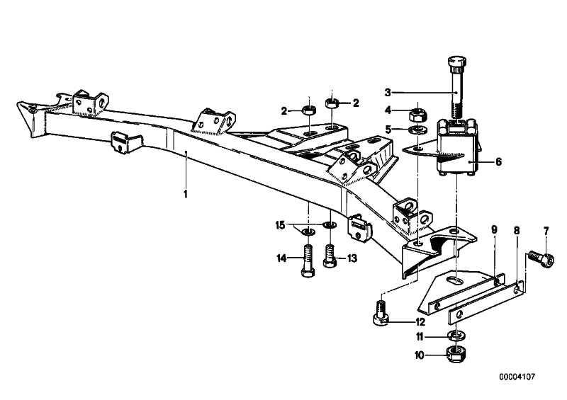 Innensechskantschraube M8X22           3er Z1 Z3  (33311129676)