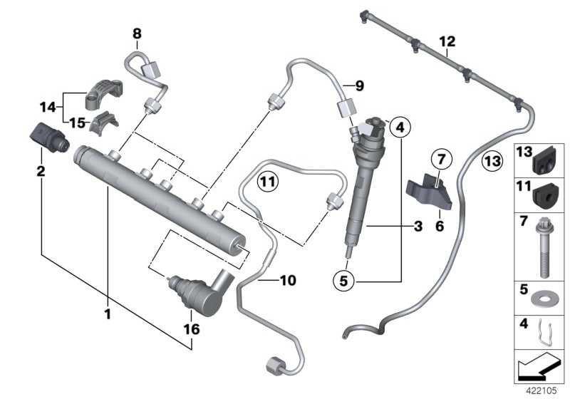 Injektor  MINI 2er 1er 3er 4er X1  (13538514146)
