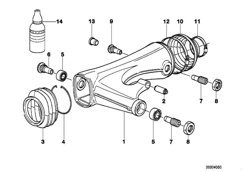 Kabelbinder L=450MM          (33172335139)