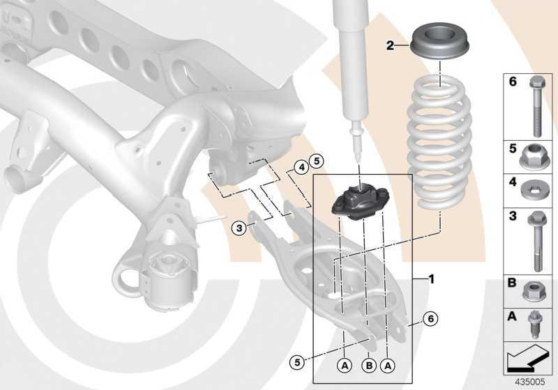 Reparatursatz Gummilager Stossdämpfer VALUE LINE 1er 3er  (33522406287)