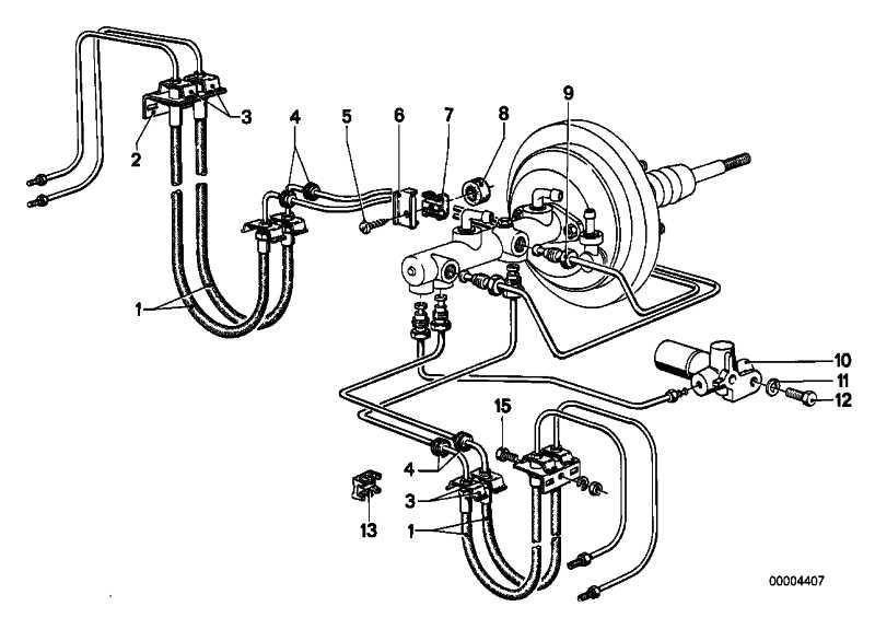 Bremsdruckregler   5er  (34341110092)