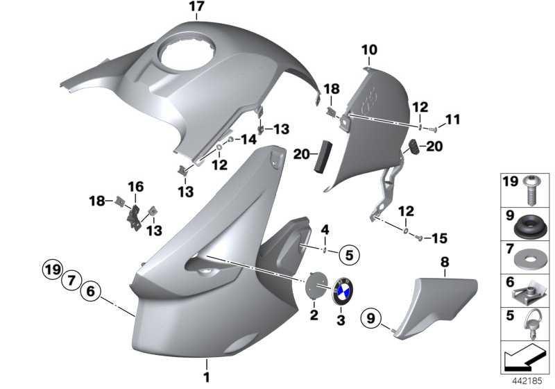 Plakettenträger rechts  K25  (46637672096)