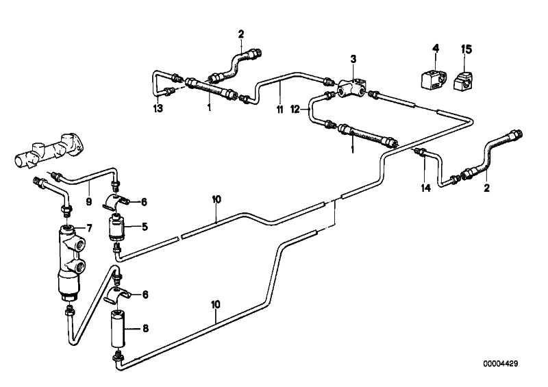 Bremsdruckregler  3er  (34341156716)