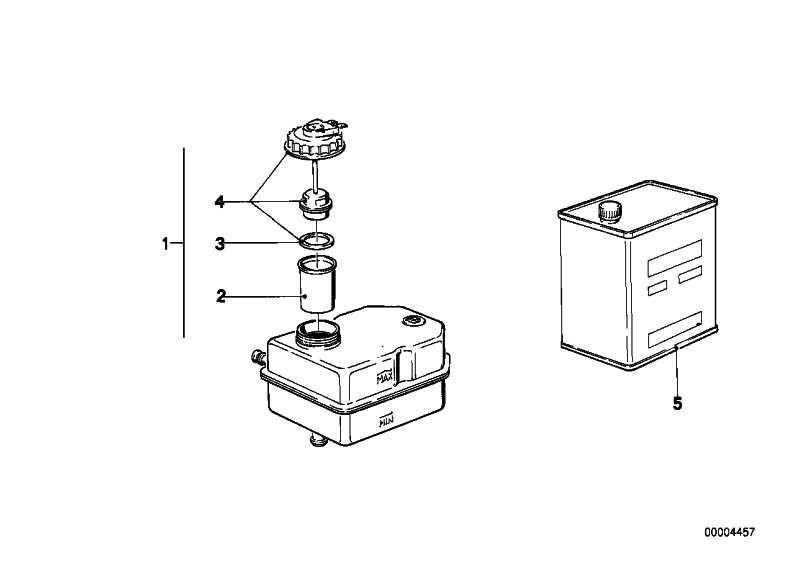 Ausgleichsbehälter ATE             6er 7er  (34321156578)