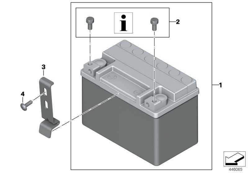 Batterie   (61218544472)