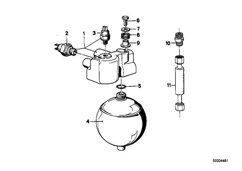 Öldruckschalter M10X1 ZYL.      5er 6er 7er 8er  (34351182270)