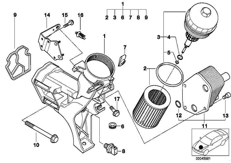 Zylinderschraube  1er 3er 5er X3  (11422247649)