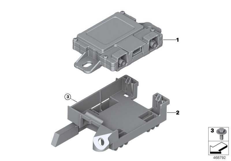 LTE Kompensator   X3 X5 X4 X6 6er 3er 7er  (84109358302)