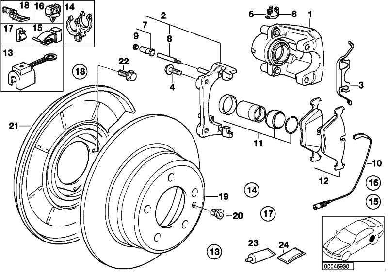 Bremsscheibe belüftet links 312X20          3er Z3  (34212227177)